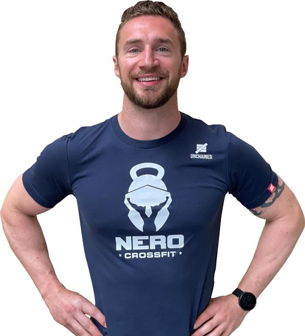 Coach Cédric à Nero CrossFit®