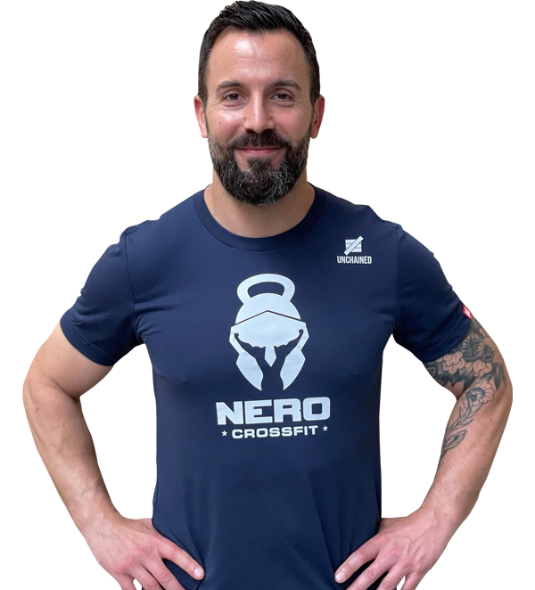Coach Fred' à Nero CrossFit®