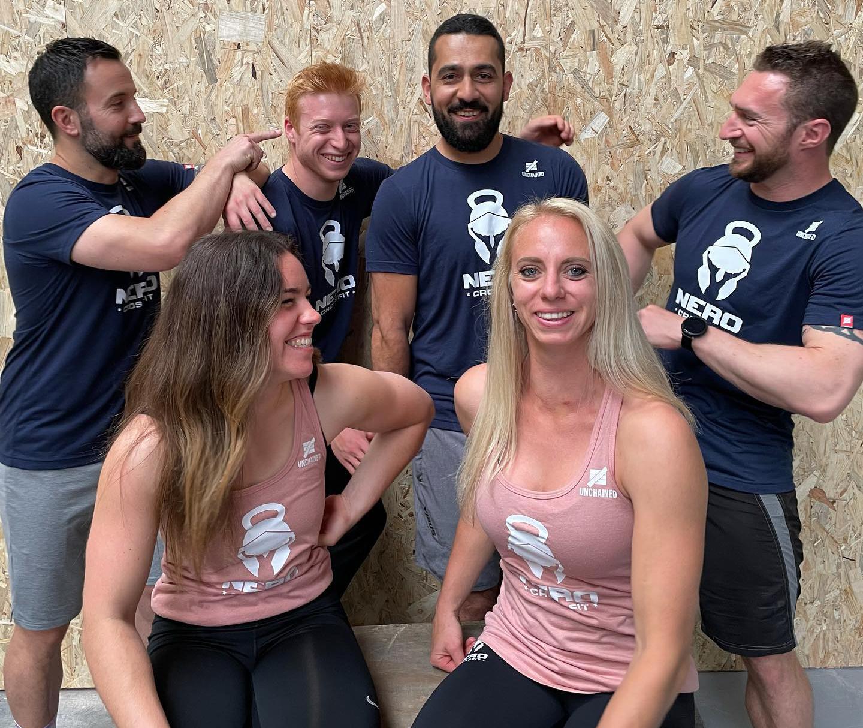 Coachs Nero CrossFit® à Strasbourg Meinau