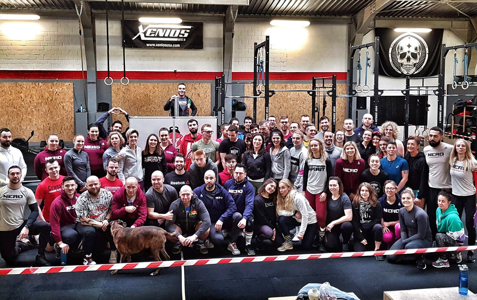 Communauté Nero CrossFit® à Strasbourg Meinau