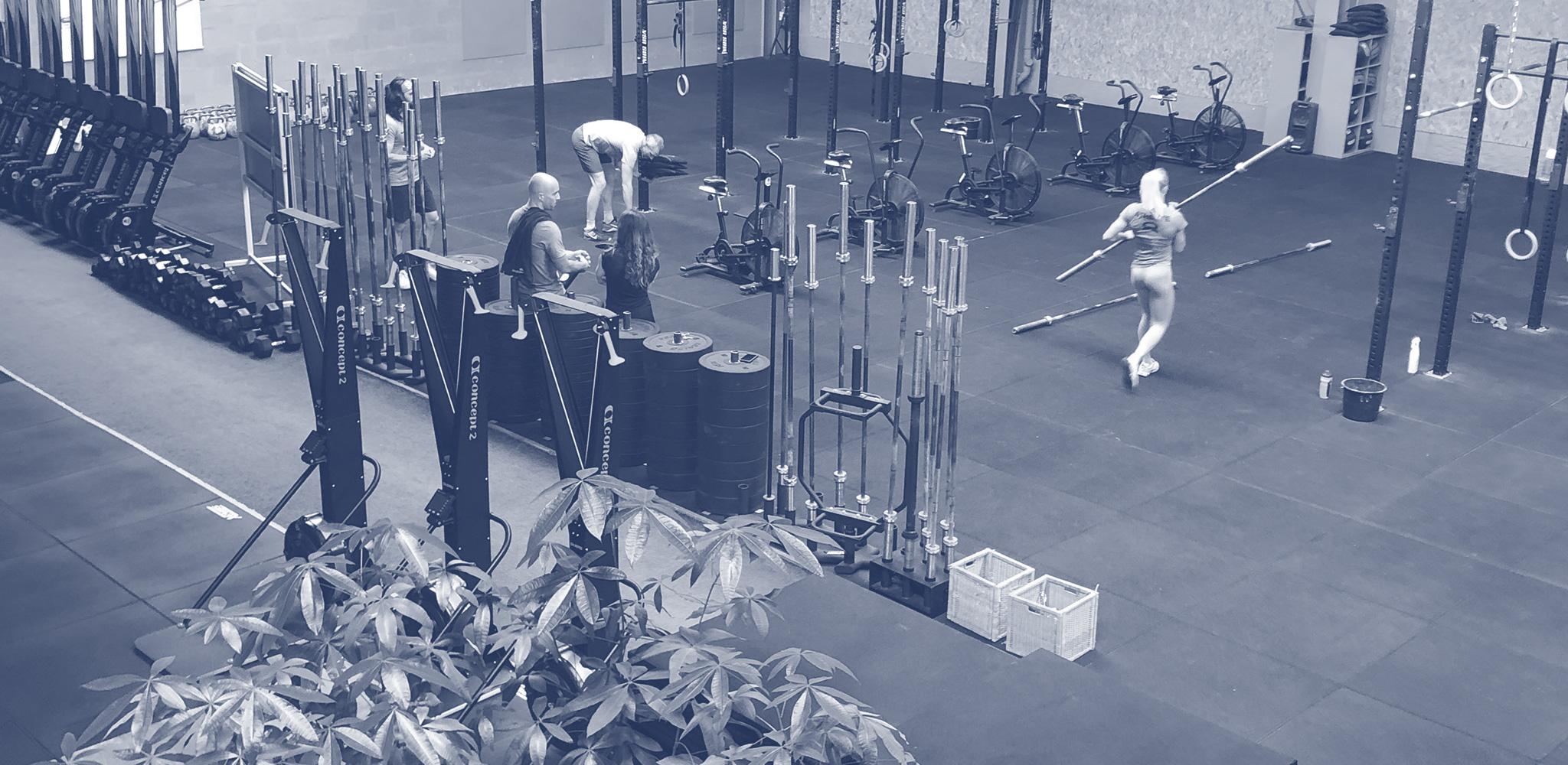 Box Nero CrossFit® à Strasbourg Meinau