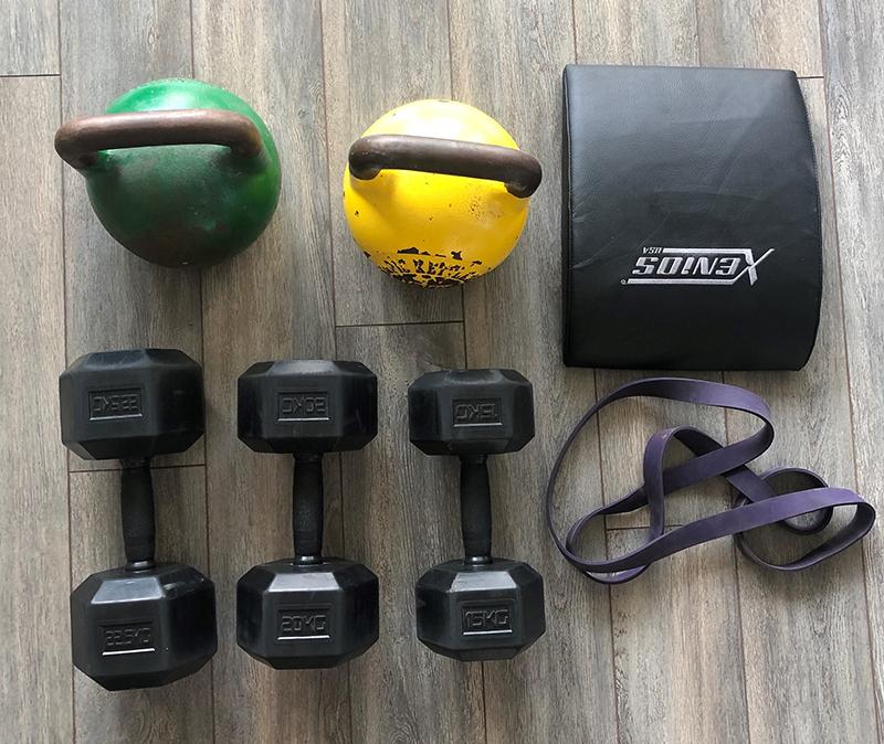 Le matériel au CrossFit®