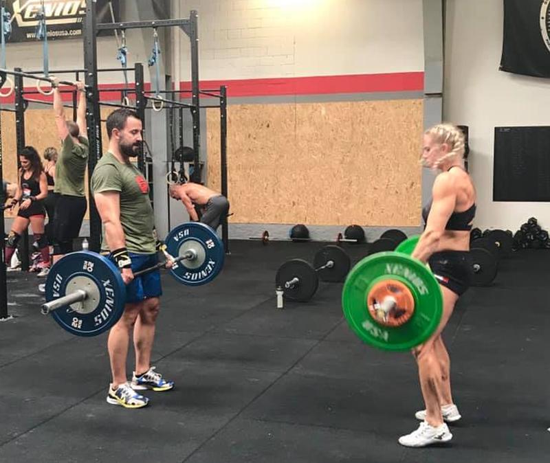 Les mouvements d'haltérophilie au CrossFit®