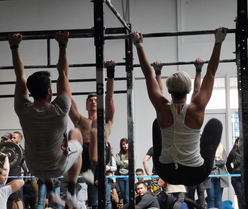 Les mouvements de gymnastique au CrossFit®