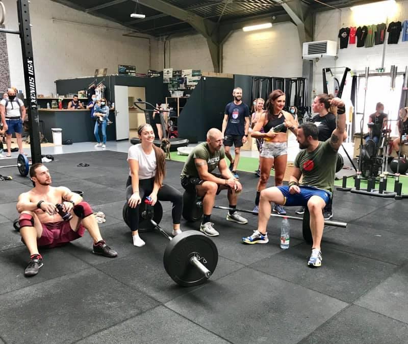 Déroulement des séances chez Nero CrossFit® à Strasbourg Meinau