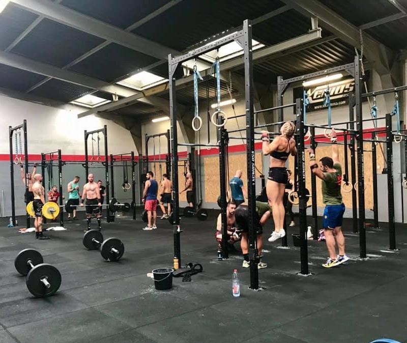 Le WOD ou Workout Of the Day chez Nero CrossFit® à Strasbourg Meinau