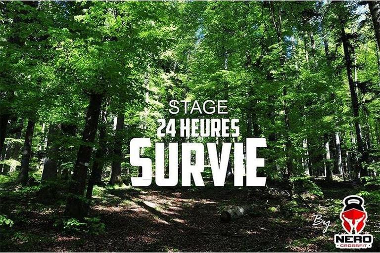 Stage de survie de 24 heures
