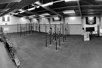 Espace entrainement libre Nero CrossFit®