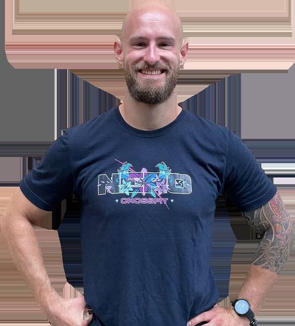 Coach Jonathan à Nero CrossFit®