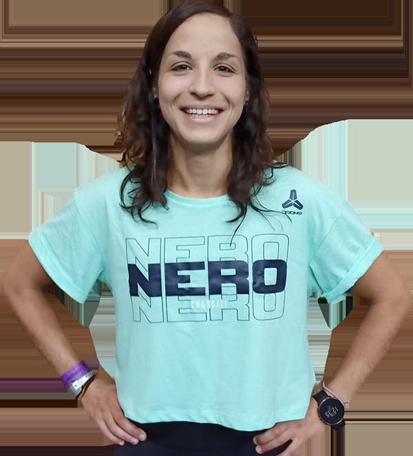 Coach Pauline à Nero CrossFit®